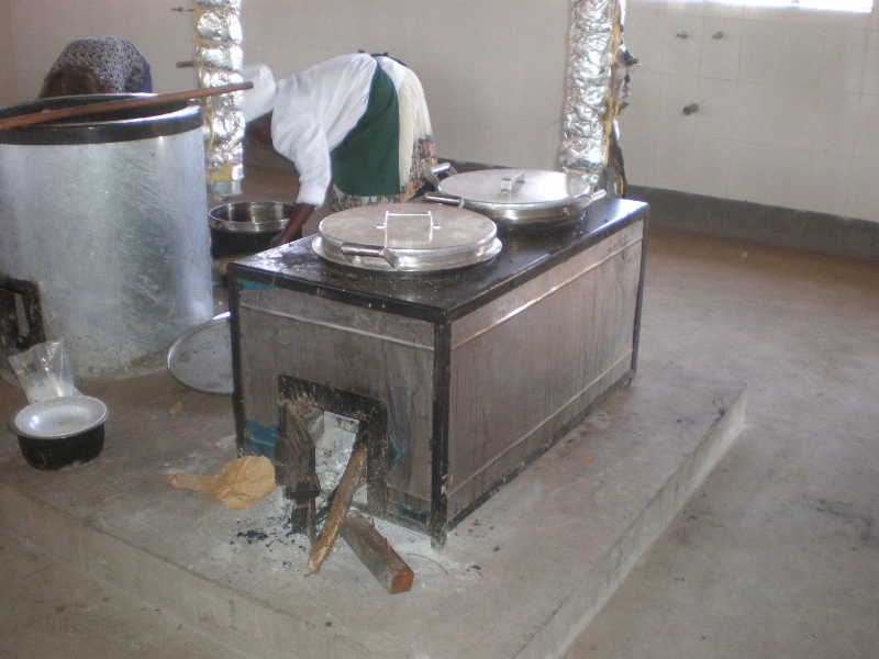 The fuel efficient stoves