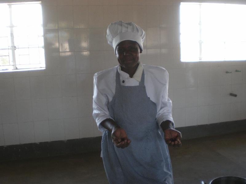 Susan, the cook