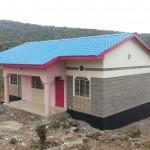 Teachers' house built in 2015