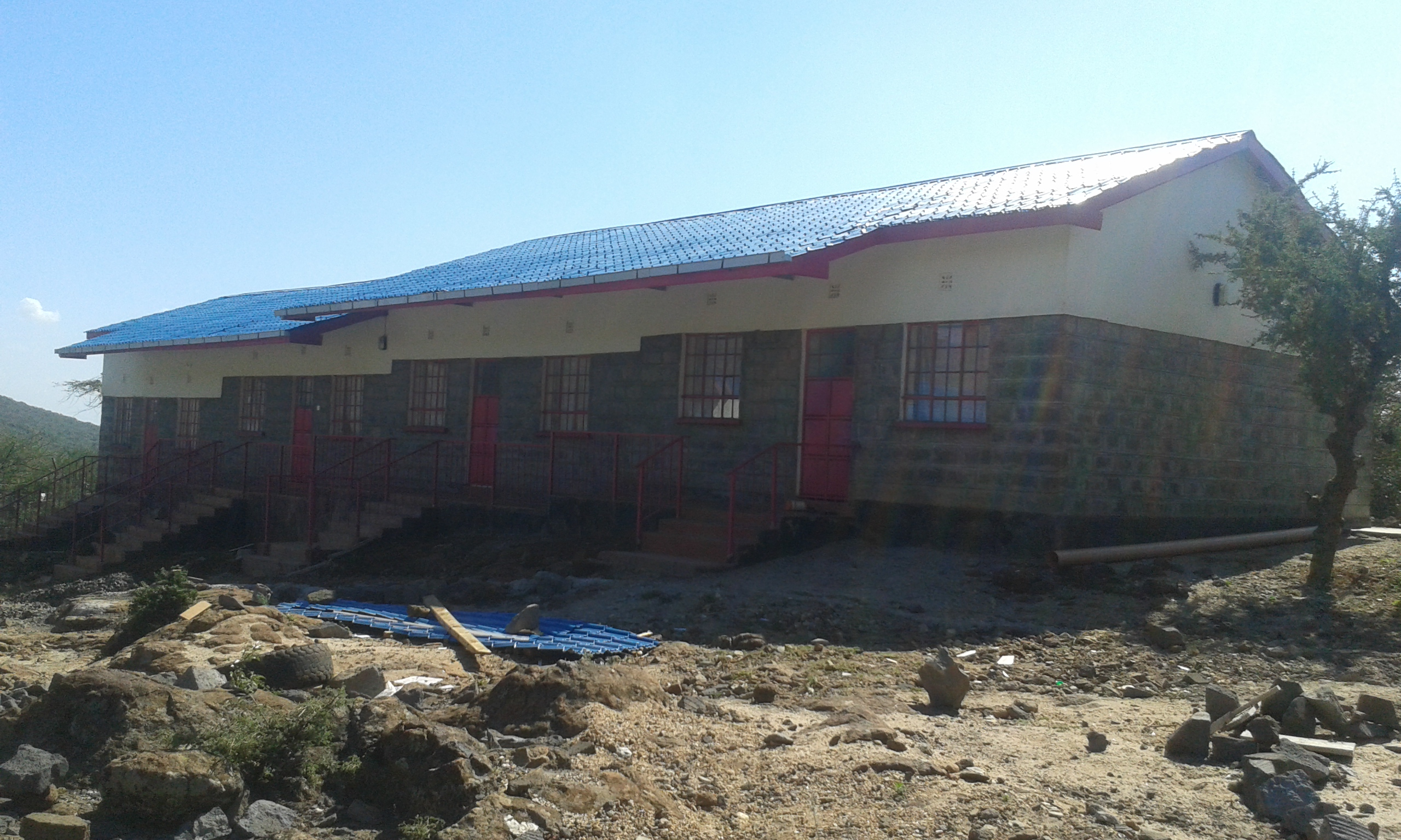 Teachers' House built in 2012